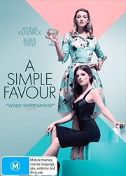 A Simple Favour | DVD