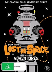 Lost In Space - Season 1-3 | Complete Series | DVD