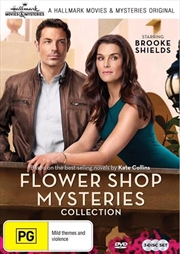 Flower Shop Mysteries - Collection 1