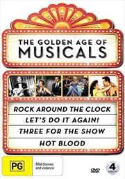 Golden Age Of Musicals | Collection
