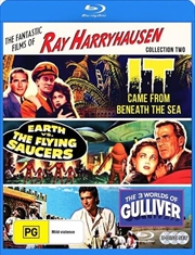 Fantastic Films Of Ray Harryhausen - Collection 2, The