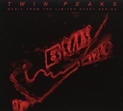 Twin Peaks: Ltd Event Series | CD