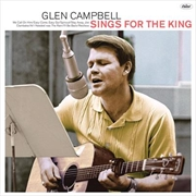 Sings For The King | CD