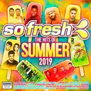 So Fresh - Hits Of Summer 2019 | CD