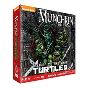 Munchkin - Teenage Mutant Ninja Turtles Deluxe | Merchandise