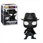 Spider-Man: Into the Spider-Verse - Spider-Man Noir Pop! Vinyl | Pop Vinyl