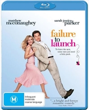 Failure To Launch | Blu-ray
