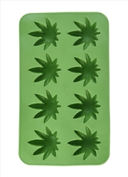 Vivid Leaf Ice Cube Tray