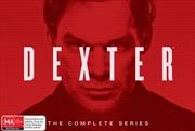 Dexter - Season 1-8 | Boxset | DVD