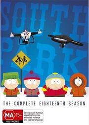 South Park - Season 18 | DVD