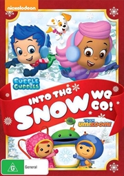 Bubble Guppies/Team UmiZoomi - Into The Snow We Go | DVD