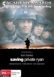 Saving Private Ryan | DVD