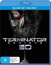 Terminator - Genisys | Blu-ray 3D