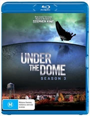 Under The Dome - Season 3 | Blu-ray