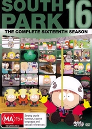 South Park - Season 16 | DVD
