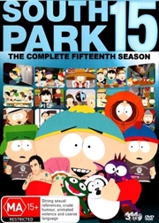 South Park - Season 15 | DVD