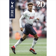 Tottenham Hotspurs Dele Alli 18/19 | Merchandise