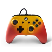 Enhanced Wired Controller for Xbox One - Solar Fade | XBox One