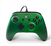 Enhanced Wired Controller for Xbox One - Emerald Fade | XBox One