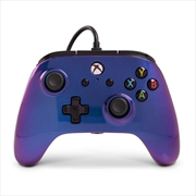 Enhanced Wired Controller for Xbox One - Nebula