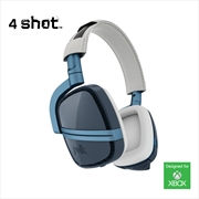 Wireless Gaming Headset Blue