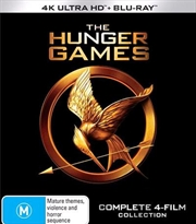 Hunger Games | Blu-ray + UHD - Collection, The