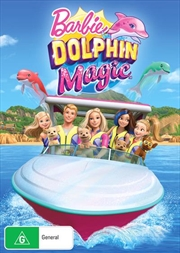 Barbie - Dolphin Magic | DVD