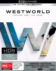 Westworld - Season 2 | Blu-ray + UHD