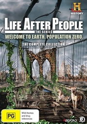 Life After People Series Collection | DVD