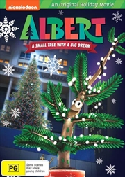 Albert - A Small Tree With A Big Dream