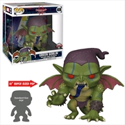 "Spiderman: Into the Spider-Verse - Green Goblin 10"" US Exclusive Pop! Vinyl [RS] 