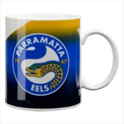 NRL Coffee Mug Parramatta Eels | Merchandise
