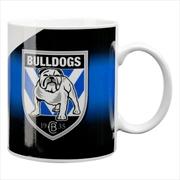 NRL Coffee Mug Canterbury Bankstown Bulldogs | Merchandise