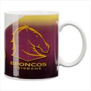 NRL Coffee Mug Brisbane Broncos | Merchandise