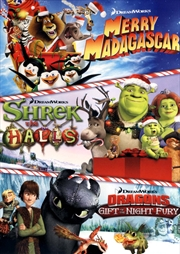 Dreamworks Holiday Classics  International