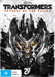 Transformers - Revenge Of The Fallen | DVD