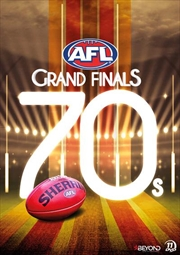 AFL - Grand Finals Of The 1970s