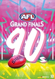 AFL - Grand Finals Of The 1990s | DVD