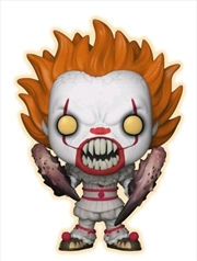 It (2017) - Pennywise Spider Legs Glow US Exclusive Pop! Vinyl [RS]