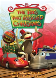 Toys That Rescued Christmas | DVD