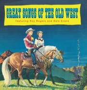 Great Songs Of The Old West | CD