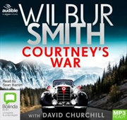 Courtney's War | Audio Book