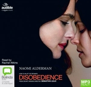 Disobedience | Audio Book