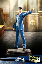 Ace Attorney - Phoenix Wright Statue