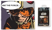 Pilot Microfibre Cloth - Use The Force