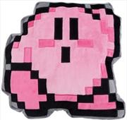 Kirby Plush Kirby 8 Bit Cushion