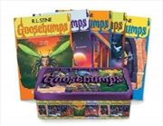 Goosebumps 25th Anniversary Retro Tin | Paperback Book