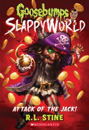 Goosebumps SlappyWorld: #2 Attack of the Jack! | Paperback Book