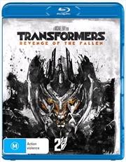 Transformers - Revenge Of The Fallen | Blu-ray