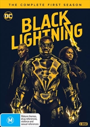 Black Lightning - Season 1 | DVD